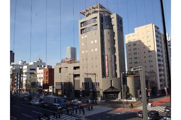 東京おもちゃ美術館 ランチ
