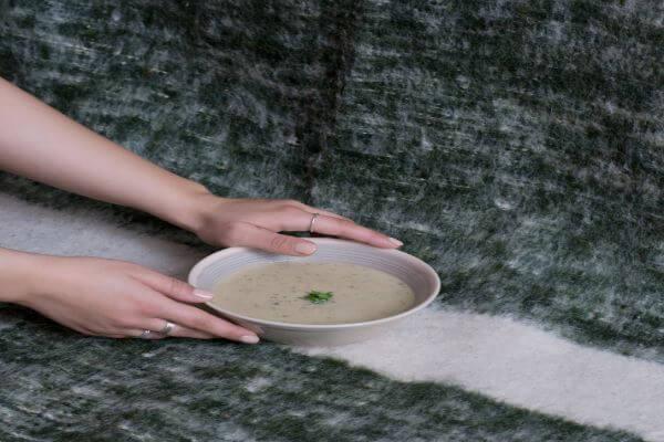 離乳食のオーガニックスープ