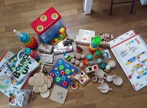 おもちゃ宅配 グッドトイ2018セット