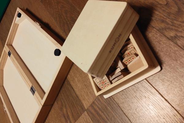 くもんNEWスタディ将棋 木箱