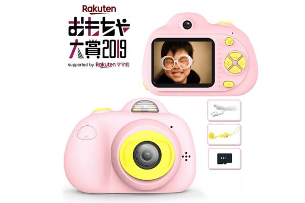 キッズカメラ 5歳