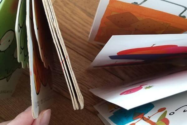 厚紙 1歳 絵本